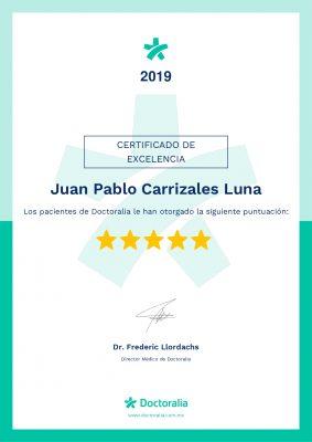 certificado doctoralia